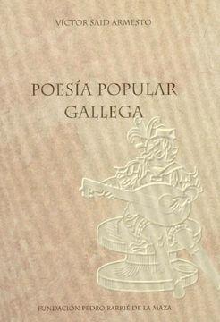 POESÍA POPULAR GALLEGA