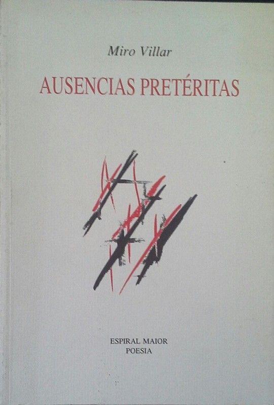 AUSENCIAS PRETÉRITAS