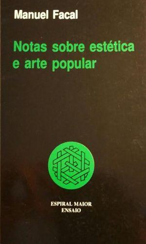 NOTAS SOBRE ESTETICA E ARTE POPULAR