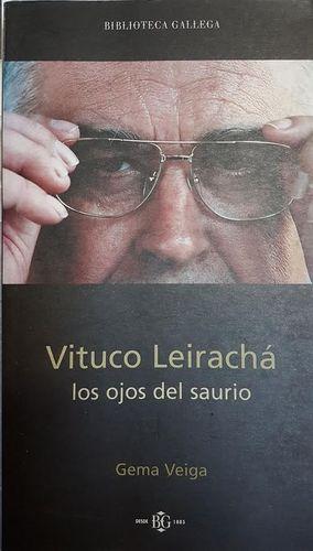 VITUCO LEIRACHA LOS OJOS DEL SAURIO