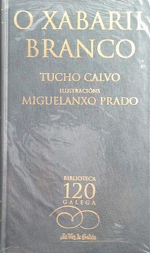 O XABARIL BRANCO