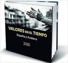 VALORES EN EL TIEMPO 2020