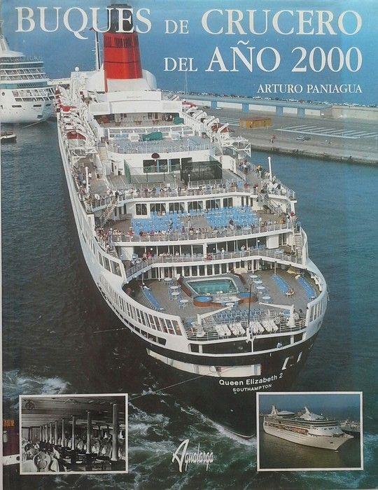 BUQUE DE CRUCERO DEL AÑO 2000