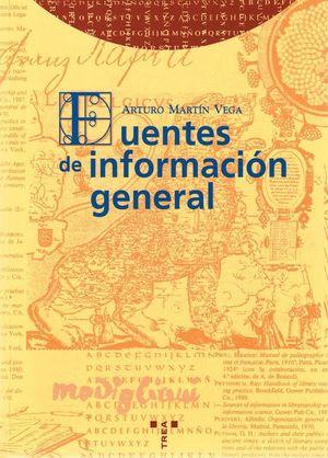 FUENTES DE INFORMACIÓN GENERAL