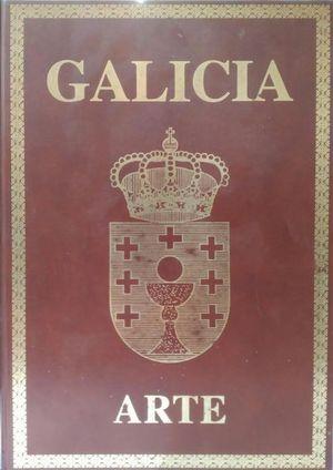 GALICIA TOMO XV  ARTE  ARTE CONTEMPORÁNEO