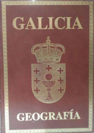 GALICIA TOMO XIX  GEOGRAFIA  VALLES DEL TAMBRE Y ULLA, RÍAS BAJAS PONTEVEDRESAS Y SU POSPAÍS Y BAJO MIÑO
