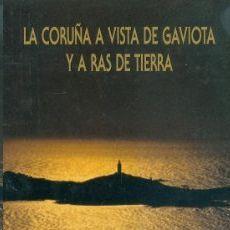 LA CORUÑA A VISTA DE GAVIOTA Y A RAS DE TIERRA