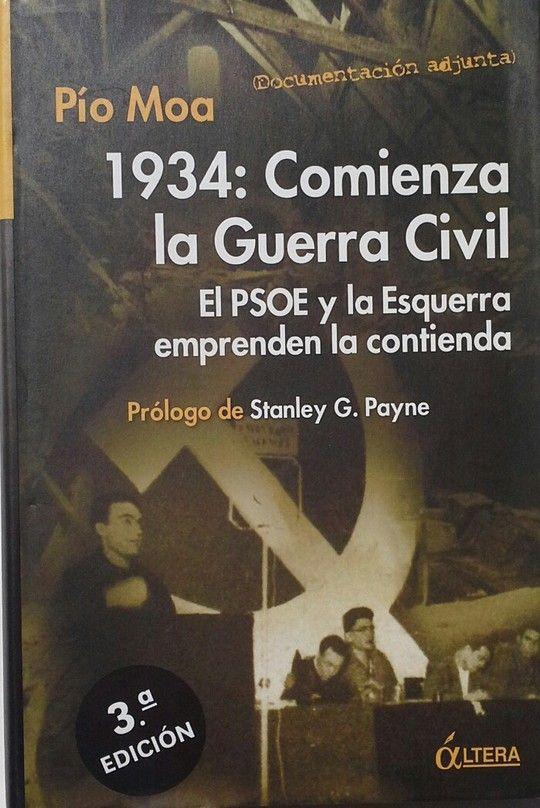 1934 COMIENZA LA GUERRA CIVIL