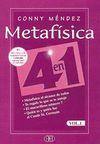 METAFISICA 4 EN 1 VOL. 1 ARKANO BOOKS
