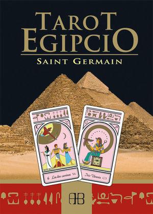 TAROT EGIPCIO-ESTUCHE
