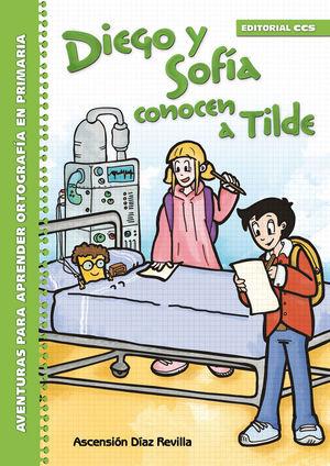 DIEGO Y SOFIA CONOCEN A TILDE