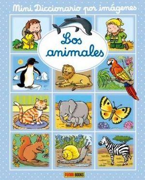 DICCIONARIO POR IMÁGENES LOS ANIMALES