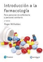 INTRODUCCION A LA FARMACOLOGÍA