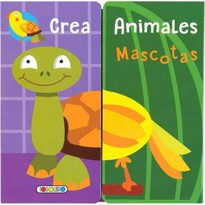 CREA ANIMALES MASCOTAS
