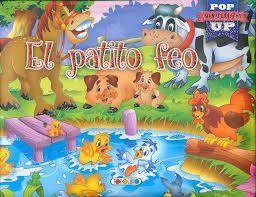 EL PATITO FEO POP UP