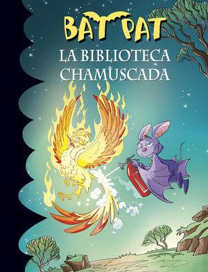 LA BIBLIOTECA CHAMUSCADA