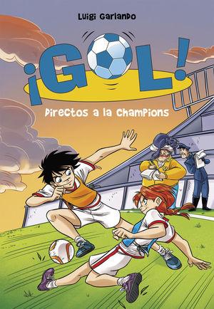 GOL! 41: DIRECTOS A LA CHAMPIONS