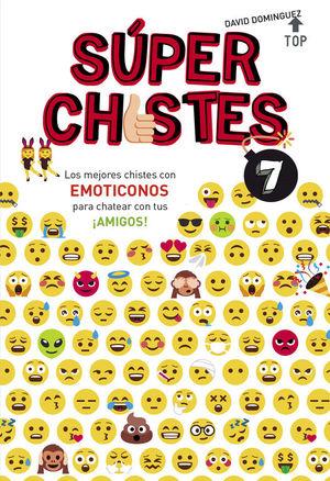 LOS MEJORES CHISTES CON EMOTICONOS PARA CHATEAR CON TUS AMIGOS!