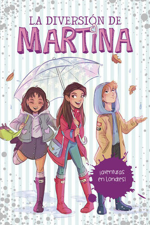 LA DIVERSION DE MARTINA 2: AVENTURAS EN LONDRES