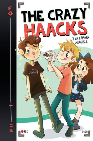 THE CRAZY HACKS 1: LA CÁMARA IMPOSIBLE
