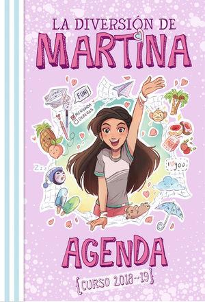 AGENDA LA DIVERSIÓN DE MARTINA CURSO 2018-2019