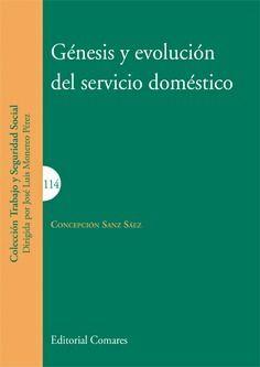 G�ENESIS Y EVOLUCI�N DEL SERVICIO DOME�STICO