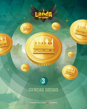 PROXECTO A LENDA DO LEGADO - CIENCIAS SOCIAIS 3