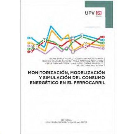 MONITORIZACIÓN, MODELIZACIÓN Y SIMULACIÓN DEL CONSUMO ENERGÉTICO EN EL FERROCARR