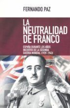 LA NEUTRALIDAD DE FRANCO