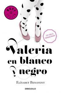 VALERIA EN BLANCO Y NEGRO