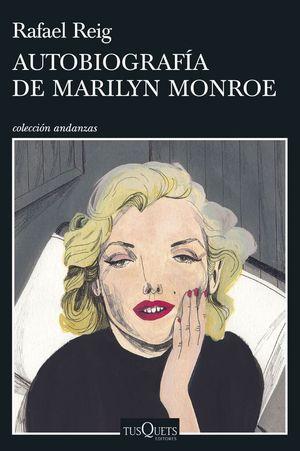 AUTOBIOGRAFIA DE MARILYN MONROE