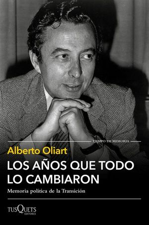 LOS AÑOS QUE TODO LO CAMBIARON