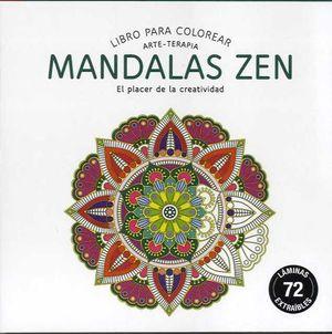 MANDALAS ZEN. EL PLACER DE LA CREATIVIDAD