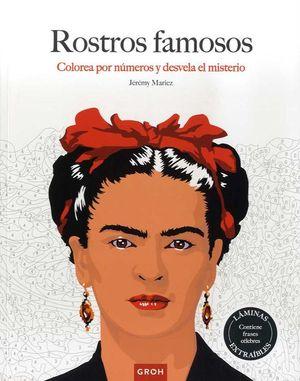 ROSTROS FAMOSOS