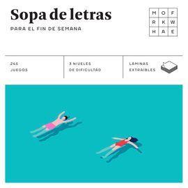 SOPAS DE LETRAS PARA EL FIN DE SEMANA