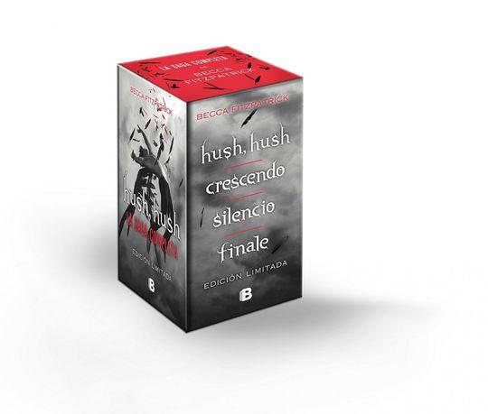 HUSH HUSH+CRESCENDO+SILENCIO+FINALE