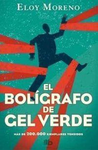 EL BOLÍGRAFO DE GEL VERDE