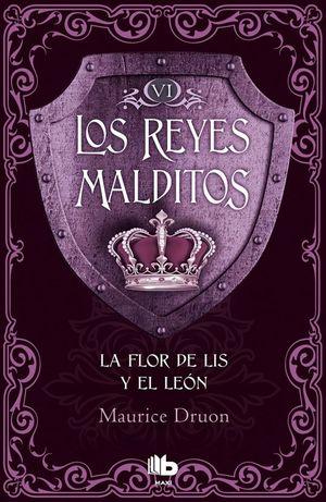 FLOR DE LIS Y EL LEÓN