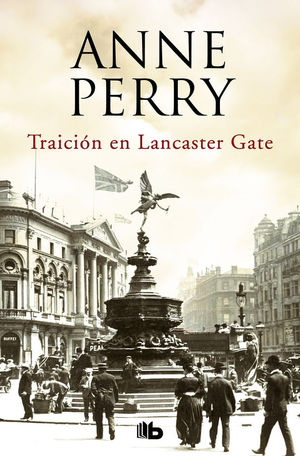 TRAICION EN LANCASTER GATE