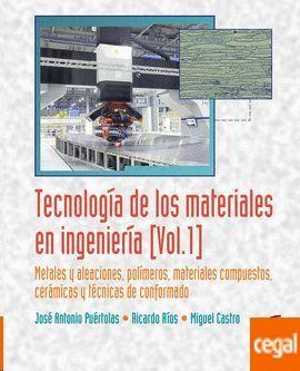 TECNOLOGA DE LOS MATERIALES EN INGENIERA