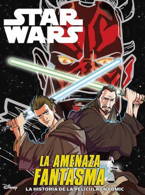 STAR WARS 5 - LA AMENAZA FANTASMA