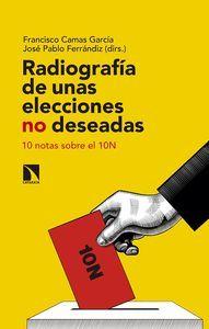RADIOGRAFIA DE UNAS ELECCIONES NO DESEADAS