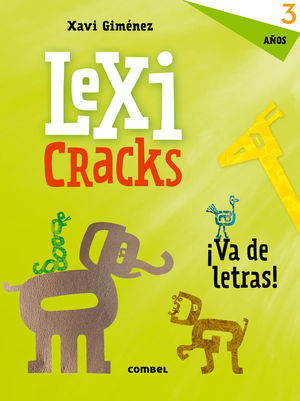 LEXICRACKS. VA DE LETRAS! 3 AÑOS