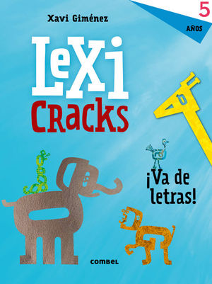 LEXICRACKS. VA DE LETRAS! 5 AÑOS