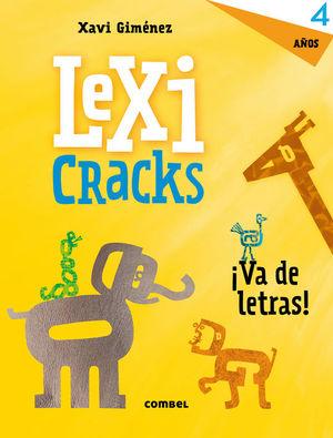 LEXICRACKS. VA DE LETRAS! 4 AÑOS
