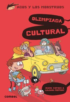 AGUS Y LOS MONSTRUOS 13. OLIMPIADA CULTURAL
