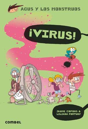 AGUS Y LOS MONSTRUOS 14: VIRUS