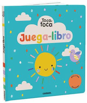 JUEGA-LIBRO. TOCA, TOCA