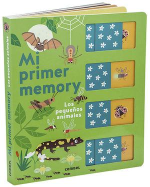 MI PRIMER MEMORY: LOS PEQUEÑOS ANIMALES