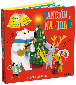 CANCION DE NAVIDAD. PULSA LA NOTA Y ESCUCHA LA MUSICA